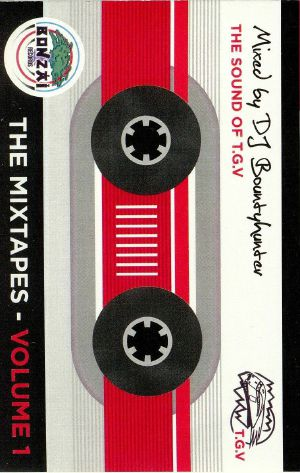 DJ BOUNTYHUNTER/VARIOUS - The Mixtapes: Vol 1