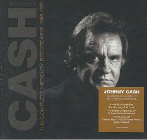 CASH, Johnny - The Complete Mercury Recordings 1986-1991