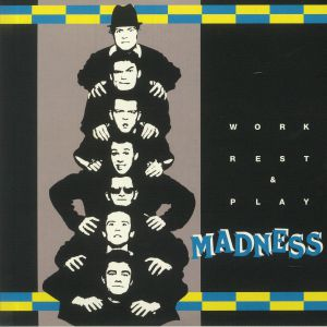 MADNESS - Work Rest & Play EP (40th Anniversary Edition)
