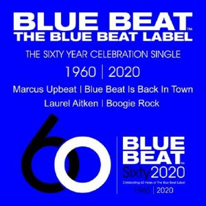 MARCUS UPBEAT/LAUREL AITKEN - The Sixty Year Celebration Single 1960-2020 (Record Store Day 2020)