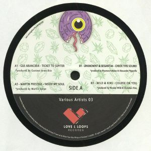 ARANCIBIA, Gus/MARTIN PRESTIGE/UNKNOWN7/SESSANTA6/WILD & KINS - Various Artists 03