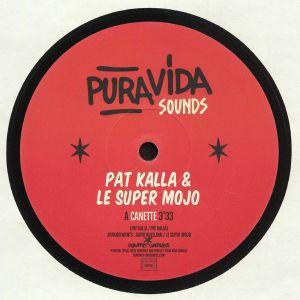 KALLA, Pat/LE SUPER MOJO - Canette