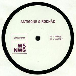 ANTIGONE/RODHAD - WSNWG 003