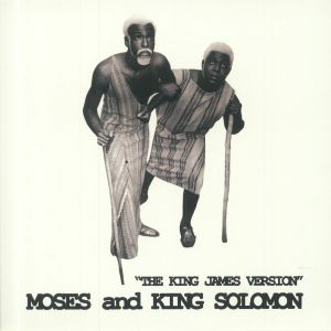 KING JAMES VERSION, The - Moses & King Solomon (Record Store Day 2020)