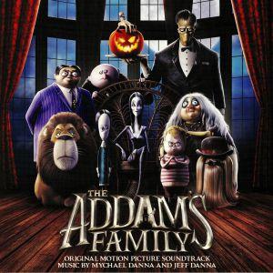 DANNA, Jeff/MYCHAEL DANNA - The Addams Family (Soundtrack)