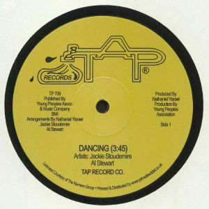 STOUDEMIRE, Jackie/AL STEWART - Dancing (remastered) (Record Store Day 2020)