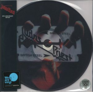 JUDAS PRIEST - British Steel (40th Anniversary Edition) (Record Store Day 2020)