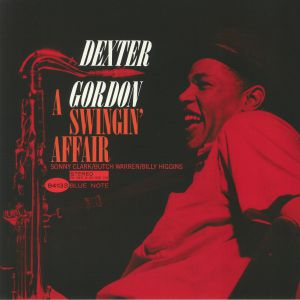 GORDON, Dexter - A Swingin' Affair (reissue)