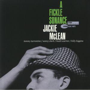 McLEAN, Jackie - A Fickle Sonance (reissue)
