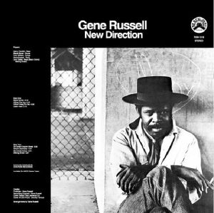 RUSSELL, Gene - New Direction (Record Store Day 2020)