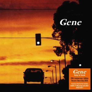 GENE - Rising For Sunset (20th Anniversary Edition) (Record Store Day 2020)