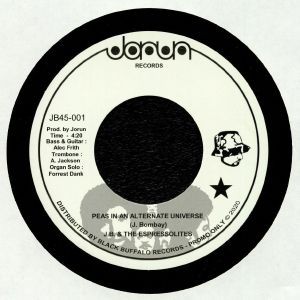 BOMBAY, Jorun/THE ESPRESSOLITES - On Another Planet