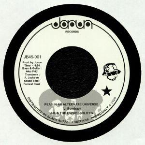 BOMBAY, Jorun/THE ESPRESSOLITES - Peas In An Alternate Universe