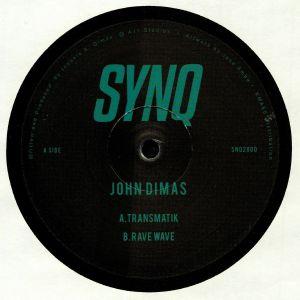 DIMAS, John - Rave Wave