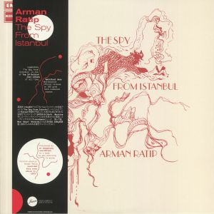 RATIP, Arman - The Spy From Istanbul (reissue)