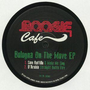 RUFFILLO, Sam/D'ARABIA/BRINE - Bologna On The Move EP