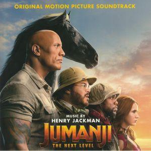 JACKMAN, Henry - Jumanji The Next Level (Soundtrack)