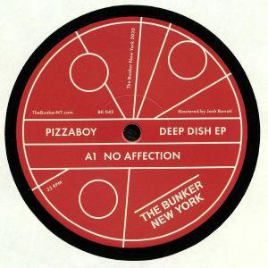 PIZZABOY - Deep Dish EP