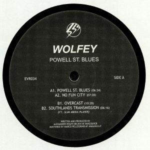 WOLFEY - Powell St Blues