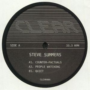 SUMMERS, Steve - Counter Factuals