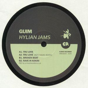 GUIM - Hylian Jams EP