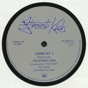 STREET KIDS, The - Game No 1