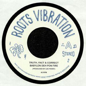 TRUTH FACT & CORRECT - Babylon Deh Pon Fire
