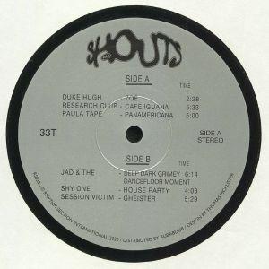 HUGH, Duke/RESEARCH CLUB/PAULA TAPE/JAD & THE/SHY ONE/SESSION VICTIM - Shouts Vol 2