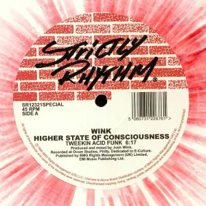 WINK - Higher State Of Conscioness (reissue)