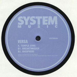 VERSA - SYSTM 030