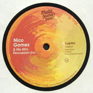 GOMEZ, Nico & HIS AFRO PERCUSSION INC - Lupita (reissue)