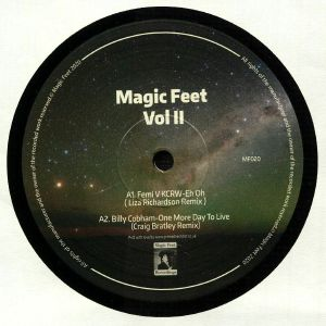 KUTI, Femi/KCRW/BILLY COBHAM/RICH LANE/CRAIG BRATLEY - Magic Feet Volume II