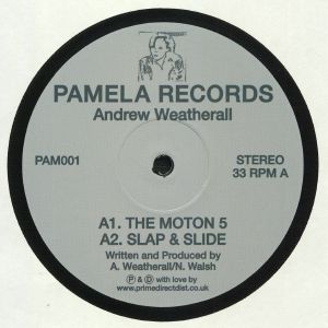 WEATHERALL, Andrew - Pamela #1