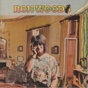 WOOD, Ron - I've Got My Own Album To Do