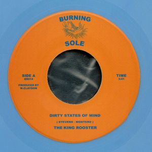 KING ROOSTER,The - Dirty States Of Mind