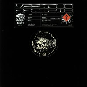 JK FLESH/CODEX EMPIRE/CRYSTAL GEOMETRY/BMSK/PURITAN - MURDER 001