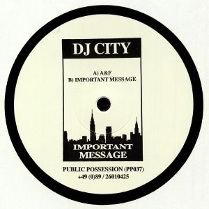 DJ CITY - Important Message