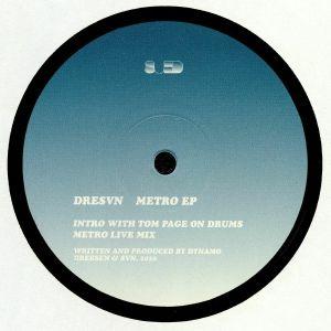 DRESVN - Metro EP