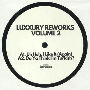 LUXXURY - Reworks Volume 2