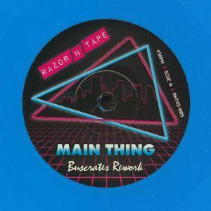 BUSCRATES - Main Thing