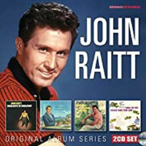 RAITT, John - Original Album Series