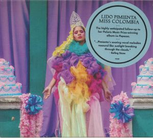 PIMIENTA, Lido - Miss Colombia