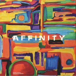 HENRIK JENSEN'S FOLLOWED BY THIRTEEN - Affinity