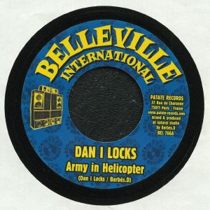 DAN I LOCKES/BARBES D - Army In Helicopter