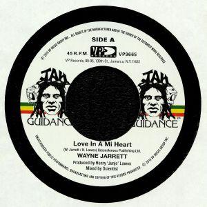 JARRETT, Wayne/THE ROOTS RADICS - Love In A Mi Heart
