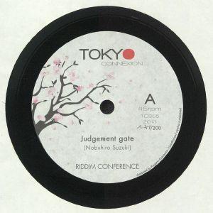 RIDDIM CONFERENCE - Judgement Gate