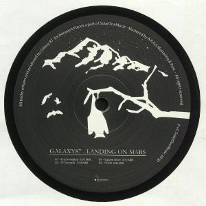 GALAXY87 - Landing On Mars