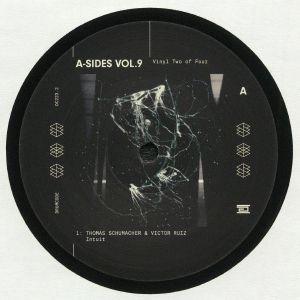 SCHUMACHER, Thomas/VICTOR RUIZ/ANFISA LETYAGO/LOCO & JAM - A Sides Vol 9 Vinyl Two Of Four