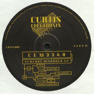 CEM3340 - Suburbs Disorder