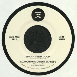 LIZ DAMON'S ORIENT EXPRESS - Woota (Feelin Good)
